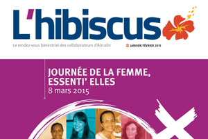 L'Hibiscus, Bimensuel des collaborateurs AirCalin
